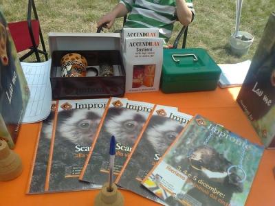FESTA DELLE ASSOCIAZIONI - LOC. 7 LARICI - COREDO (TN) - 31.07.2011 27