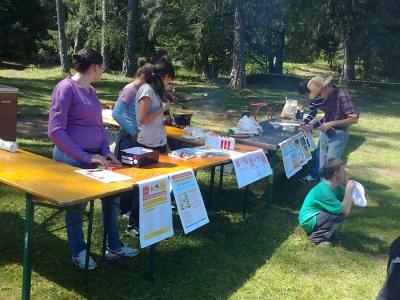 FESTA DELLE ASSOCIAZIONI - LOC. 7 LARICI - COREDO (TN) - 31.07.2011 44