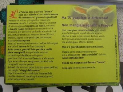 16 aprile 2011 - TAVOLO INFORMATIVO SU MASSACRO AGNELLI E CAPRETTI PERIODO PASQUALE 4
