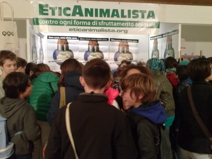 ETICA ANIMALISTA A FA LA COSA GIUSTA 2014 79