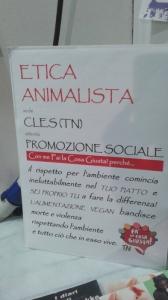 ETICA ANIMALISTA A FA LA COSA GIUSTA 2014 48