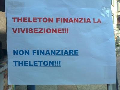 TRENTO - 03.03.2012 - TAVOLO INFORMATIVO SUGLI ORRORI DELLA VIVISEZIONE 66