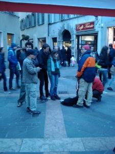 TAVOLO INFORMATIVO SULLE PELLICCE - TRENTO 26.02.2011 2