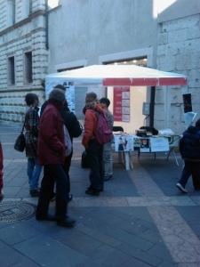 TAVOLO INFORMATIVO SULLE PELLICCE - TRENTO 26.02.2011 3