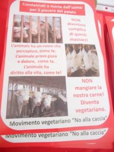 03 dicembre 2011 Trento fiaccolata per denunciare lo sterminio degli animali nel periodo natalizio (e non solo!) 120