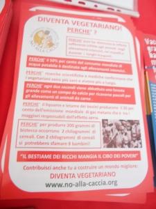 03 dicembre 2011 Trento fiaccolata per denunciare lo sterminio degli animali nel periodo natalizio (e non solo!) 174