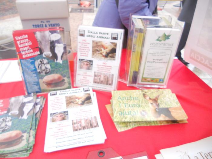 03 dicembre 2011 Trento fiaccolata per denunciare lo sterminio degli animali nel periodo natalizio (e non solo!) 366
