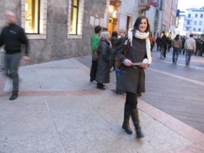 TRENTO - 12.03.2011 - TAVOLO INFORMATIVO SULLA VIVISEZIONE 28