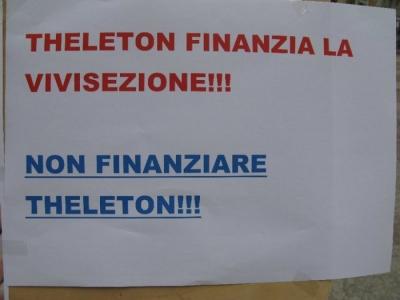 TRENTO - 12.03.2011 - TAVOLO INFORMATIVO SULLA VIVISEZIONE 52