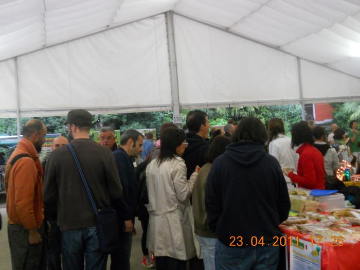 VEGAN FEST 2011- 22/25 APRILE - CAMARIORE 448