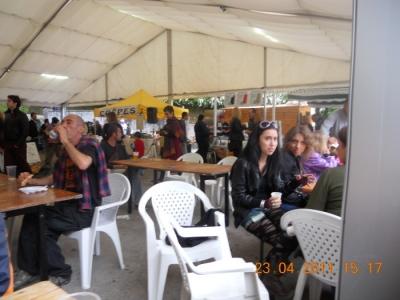 VEGAN FEST 2011- 22/25 APRILE - CAMARIORE 238