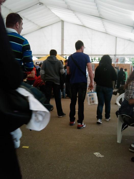 VEGAN FEST 2011- 22/25 APRILE - CAMARIORE 497