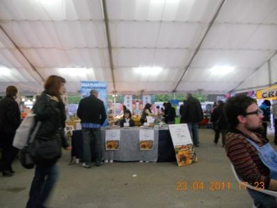 VEGAN FEST 2011- 22/25 APRILE - CAMARIORE 14