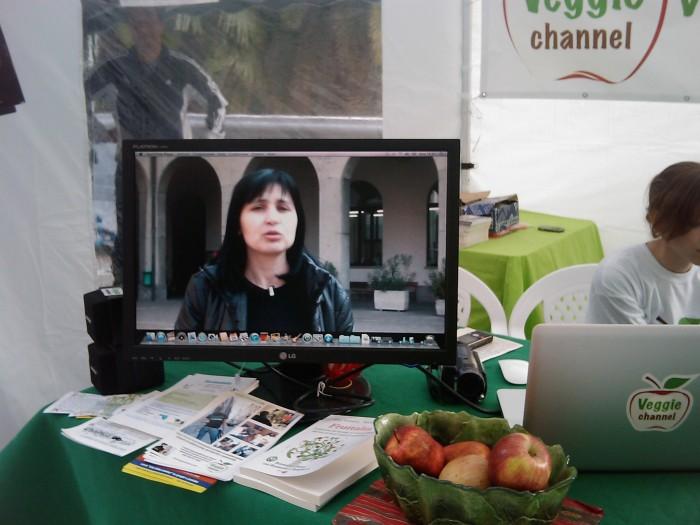 VEGAN FEST 2011- 22/25 APRILE - CAMARIORE 329
