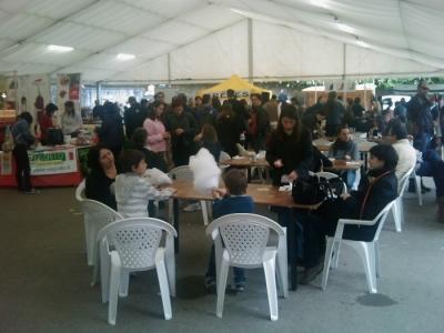 VEGAN FEST 2011- 22/25 APRILE - CAMARIORE 78