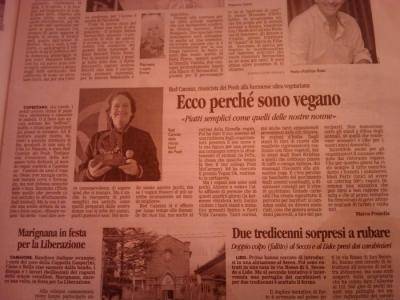 VEGAN FEST 2011- 22/25 APRILE - CAMARIORE 94