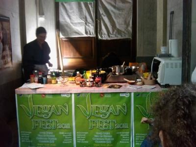 VEGAN FEST 2011- 22/25 APRILE - CAMARIORE 120