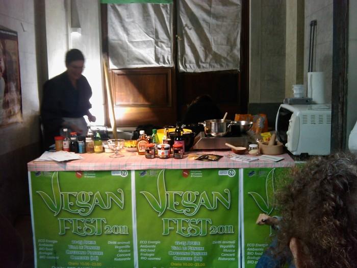 VEGAN FEST 2011- 22/25 APRILE - CAMARIORE 375