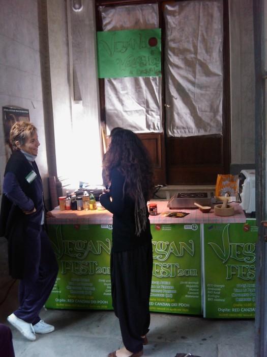 VEGAN FEST 2011- 22/25 APRILE - CAMARIORE 382
