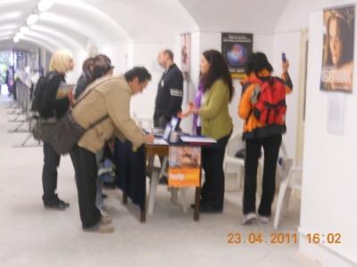 VEGAN FEST 2011- 22/25 APRILE - CAMARIORE 130