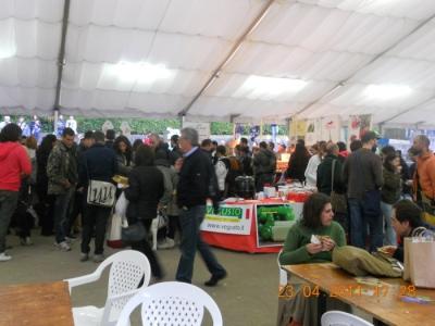 VEGAN FEST 2011- 22/25 APRILE - CAMARIORE 168