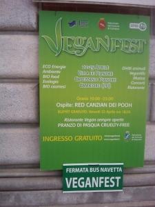 VEGAN FEST 2011- 22/25 APRILE - CAMARIORE 188