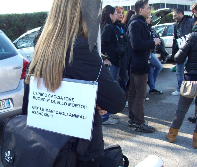 Vicenza Presidio Hunting Show (19 Febbraio) 180