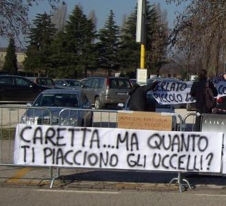 Vicenza Presidio Hunting Show (19 Febbraio) 50