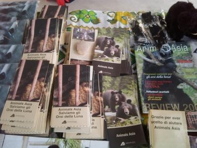 TAVOLO ANIMALS ASIA - Giavera del Montello (TV) - 22 maggio 90