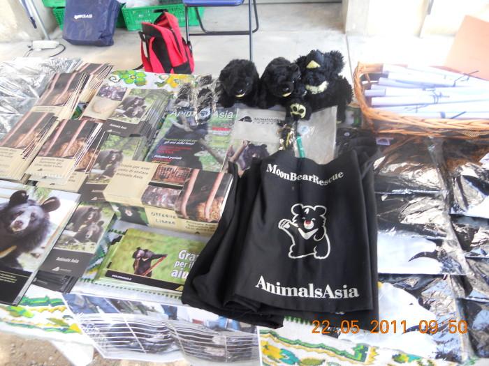 TAVOLO ANIMALS ASIA - Giavera del Montello (TV) - 22 maggio 197