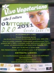 Vivo Vegetariano Dro (TN) 11