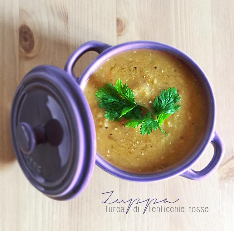 Zuppa di lenticchie rosse 6