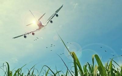 Il primo volo civile con biocarburanti lo fa Lufthansa 1