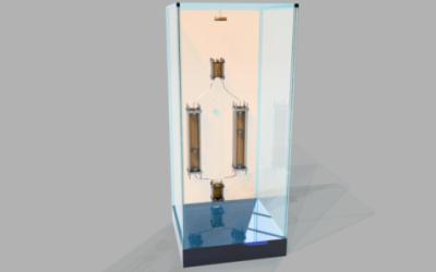 Potrete fare lunghe docce con acqua riciclata con Showerloop 2