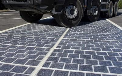 Nasce la prima strada fotovoltaica: si chiama Wattway 1