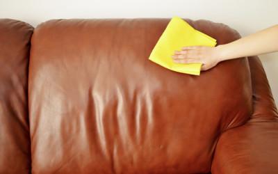 Come pulire la pelle di divani, borse, scarpe… 1