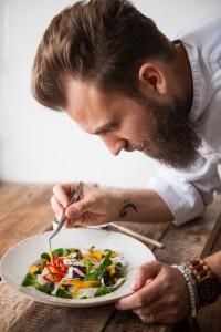 Corso di cucina vegana a Padova – cucina estiva veloce con lo chef Martino Beria 1