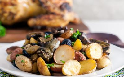 Carciofi e patate: ricetta ed ingredienti 1