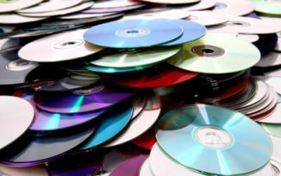 Come riciclare CD e DVD 4
