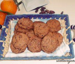 Biscotti alle Fave di Cacao Senza Zucchero 2