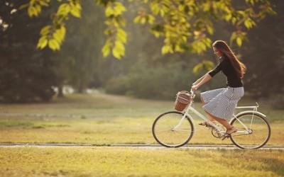 10 motivi per andare in bici 6