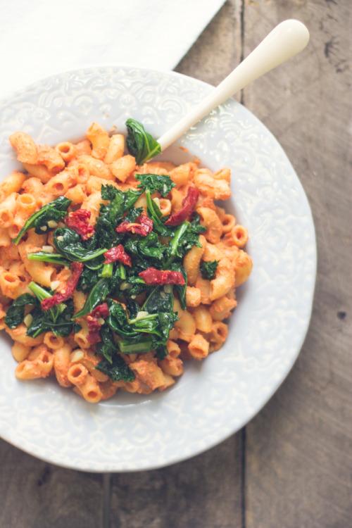 mangoaway: Vegan smoked tomato pasta 16