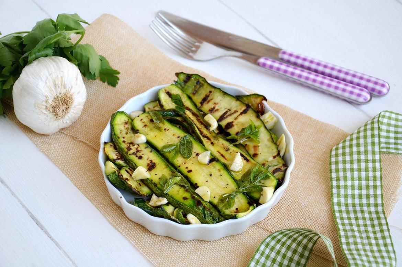 Zucchine grigliate 8