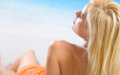 La protezione capelli dal sole in modo naturale 2