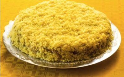 Torta Mimosa: ricetta ed ingredienti 10