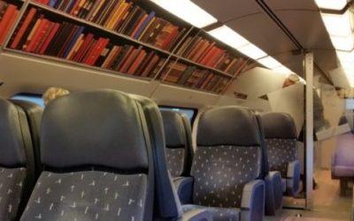 Treni-biblioteche in Olanda 10