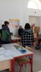 20.02.2018 - Incontro con alcuni ragazzi del liceo Da Vinci di Trento per parlare delle motivazioni del veganismo 7