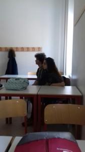 20.02.2018 - Incontro con alcuni ragazzi del liceo Da Vinci di Trento per parlare delle motivazioni del veganismo 3