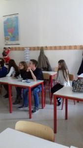 20.02.2018 - Incontro con alcuni ragazzi del liceo Da Vinci di Trento per parlare delle motivazioni del veganismo 5