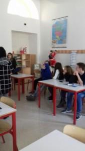 20.02.2018 - Incontro con alcuni ragazzi del liceo Da Vinci di Trento per parlare delle motivazioni del veganismo 6